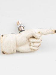 Dörrknopp Hand