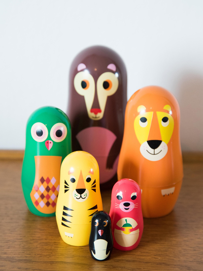 Matryoshka Animals, Big bear