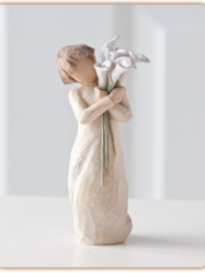 "Figurine Willow Tree ""Beautiful Wishes"""