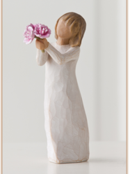 "Figurine Willow Tree ""Thank You"""