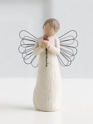 "Staty Willow Tree ""Loving Angel"""