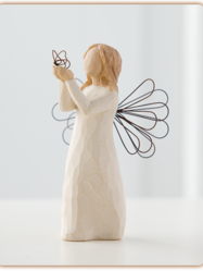 "Figurine Willow Tree ""Angel of Freedom"""