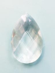 """Prism pendant """"Drop"""" 7 cm"""