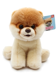 "Stuffed animal ""Boo the world's cutest dog"""