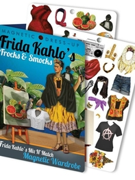 Magnetic Mix N´Match - Frida Kahlo