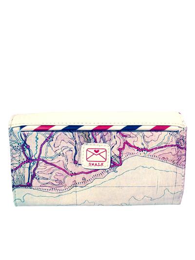 """Plånbok """"Paper plane"""""""
