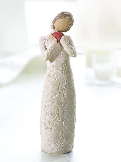 """Figurine Willow Tree """"Je taime"""""""