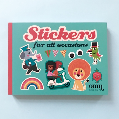 Stickersbok - Ingela P. Arrhenius