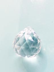 "Prism pendant ""Drop ball"" 3,5 cm"