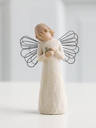 "Staty Willow Tree ""Angel of healing"""