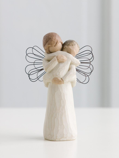 "Staty Willow Tree ""Angel Embrace"""