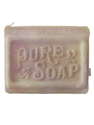 "Make up bag ""Apothecary Soap"""