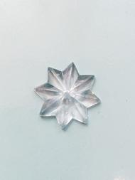 "Prism pendant ""Flower"" 2 cm"