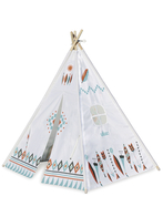 "Indiantält/Barntält ""Cheyenne"" Ingela P. Arrhenius, vit"