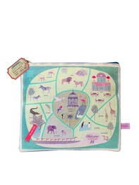 "Make up bag Memento ""Zoo"""
