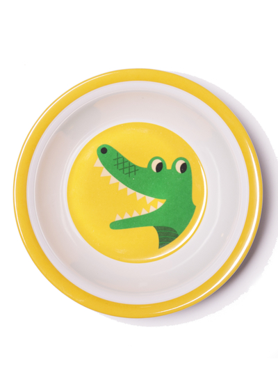 "Bowl Ingela P Arrhenius ""Crocodile"""