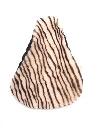 Seat Covers Sheepskin Merino, zebra