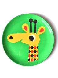 "Plate Ingela P Arrhenius ""Giraffe"""