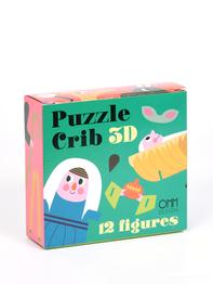 """Puzzle 3D Ingela P Arrhenius """"Nativity Scene"""""""