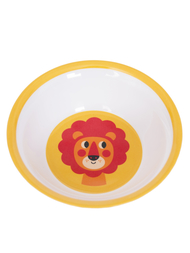 "Bowl Ingela P Arrhenius ""Lion"", yellow"