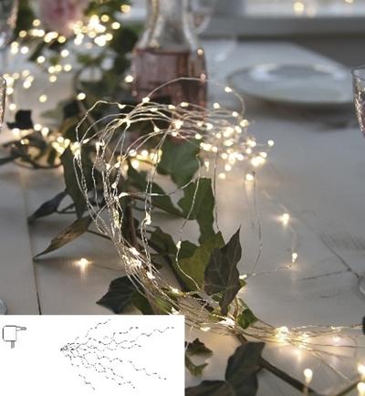 Light chain/bouquet LED 200 cm
