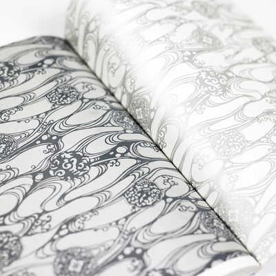 "Paper Craft Book big ""Japanese Patterns"""