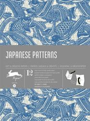 "Pysselbok stor ""Japanese Patterns"""