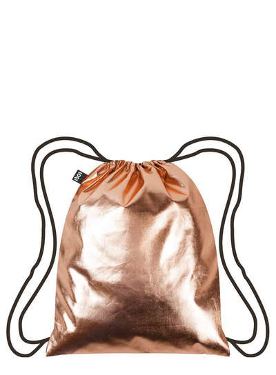 "Backpack - Loqi ""Rose gold"""