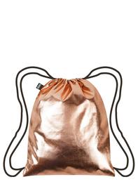 """Backpack - Loqi """"Rose gold"""""""