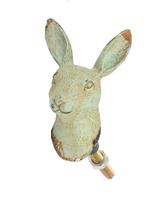 Dörrknopp Hare, grön