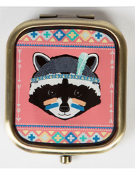 "Fickspegel ""Tribal Raccoon Adventures"""