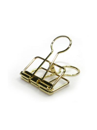 Klämma Guld, liten 19mm