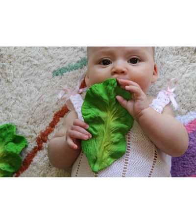 Baby toy - Kendall the Kale