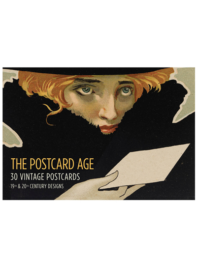 Book/postcards The Postcard Age