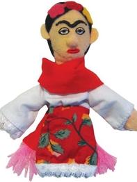 Finger Puppet - Frida Kahlo