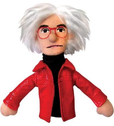 Fingerdocka - Andy Warhol