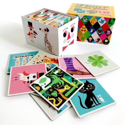 Golvmemo-spel av Ingela P Arrhenius - kvadrat