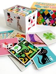 Floor Memo game Ingela P Arrhenius - square