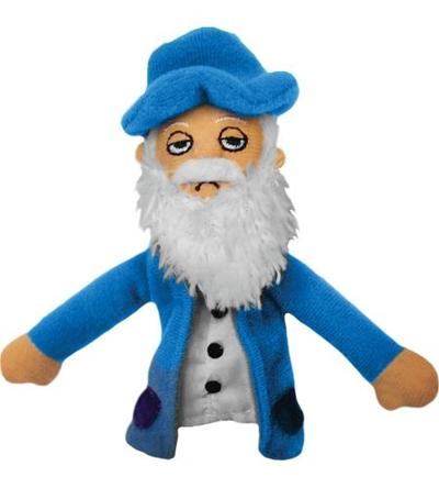 Finger Puppet - Claude Monet