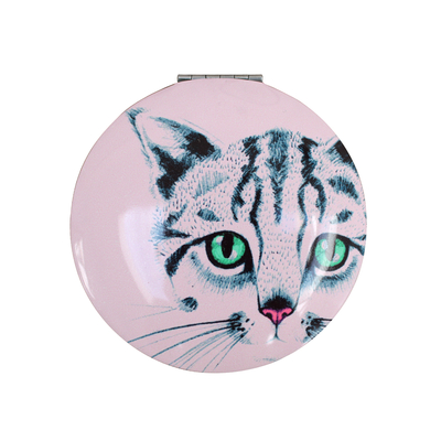 Compact Mirror - Meow