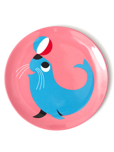 """Plate Ingela P Arrhenius """"Seal"""""""