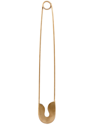 Safety pin Housedoctor super big, brass