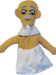 Fingerdocka - Mahatma Gandhi