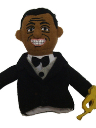 Finger Puppet - Louis Armstrong