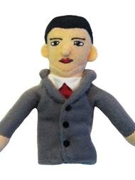 Finger Puppet - Franz Kafka