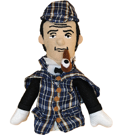 Finger Puppet - Sherlock Holmes