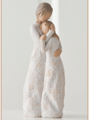 "Figurine Willow Tree ""Close to me"""