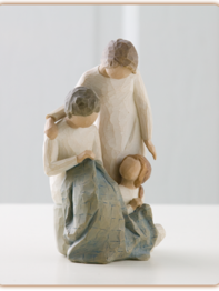 "Figurine Willow Tree ""Generations"""
